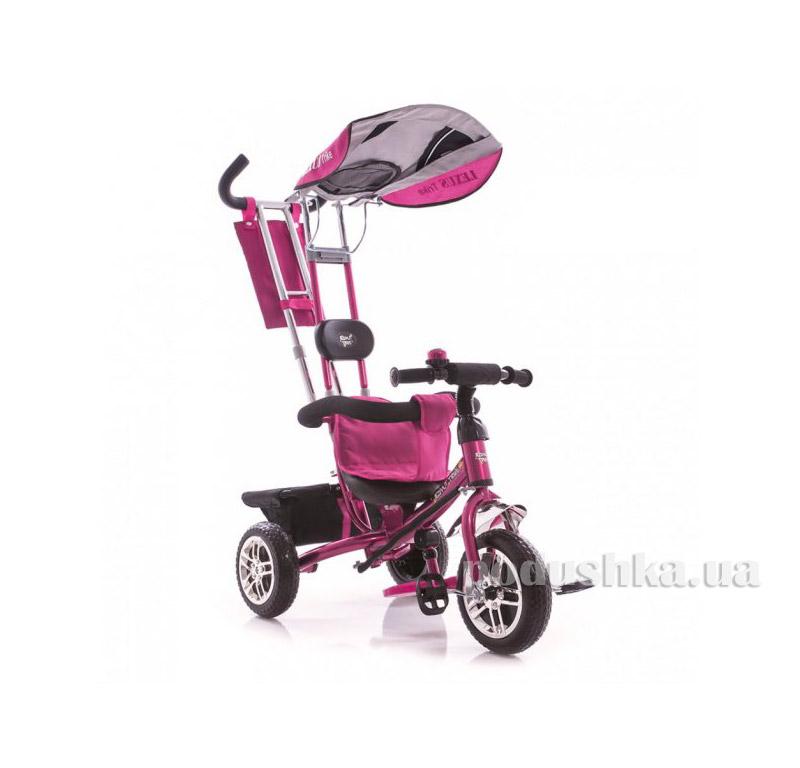 Трехколесный велосипед Azimut Лексус BC-15B Розовый
