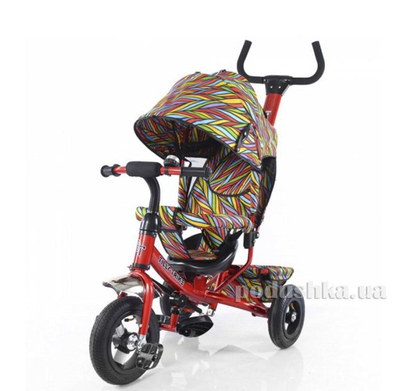 Трехколесный велосипед Baby Tilly Trike T-351-2 Red