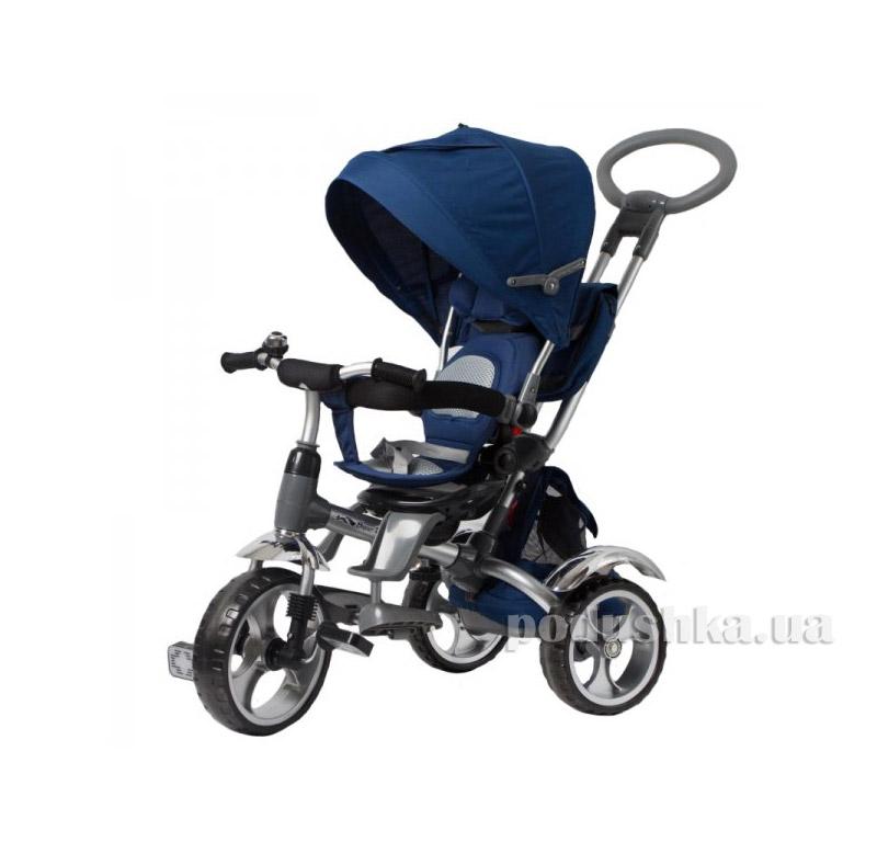 Трехколесный велосипед Dendi EVA TR16007 Синий