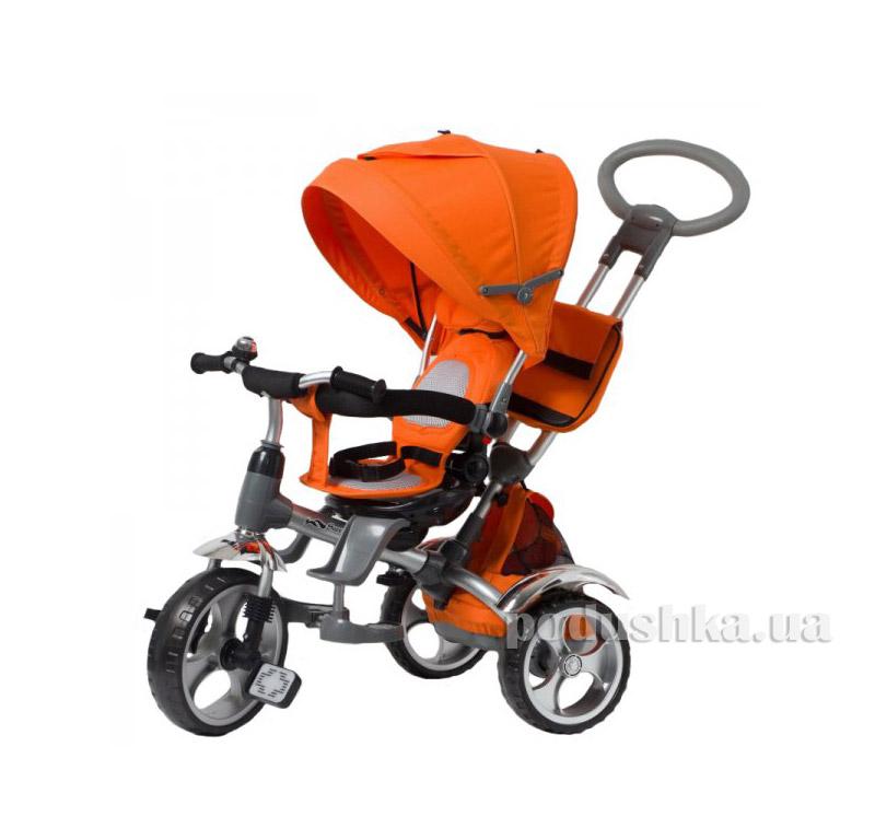 Трехколесный велосипед Dendi EVA TR16008 Оранжевый