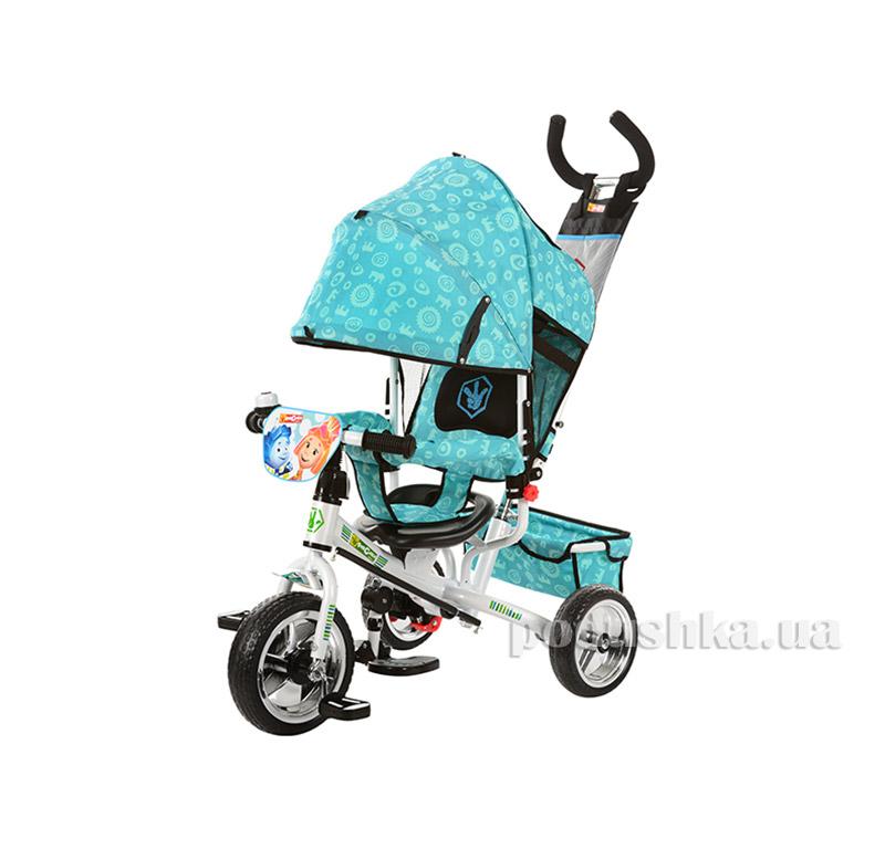 Трехколесный велосипед Profi Фиксики FX 0054