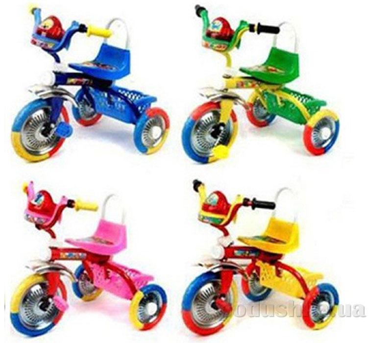 Трехколесный велосипед Profi Trike B 2-1  6010