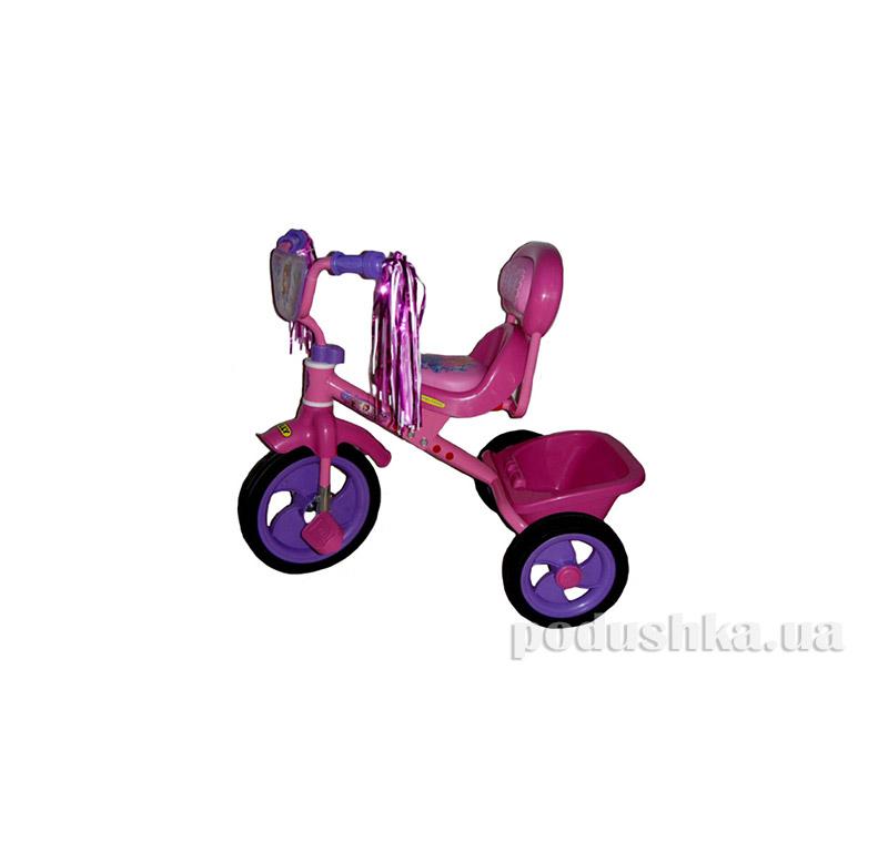 Трехколесный велосипед Tilly Combi Trike Розовый BT-CT-0008