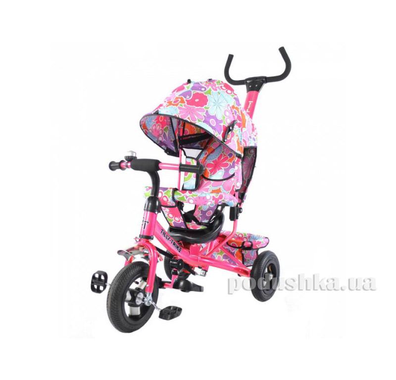 Трехколесный велосипед Tilly Trike T-351-5 Pink