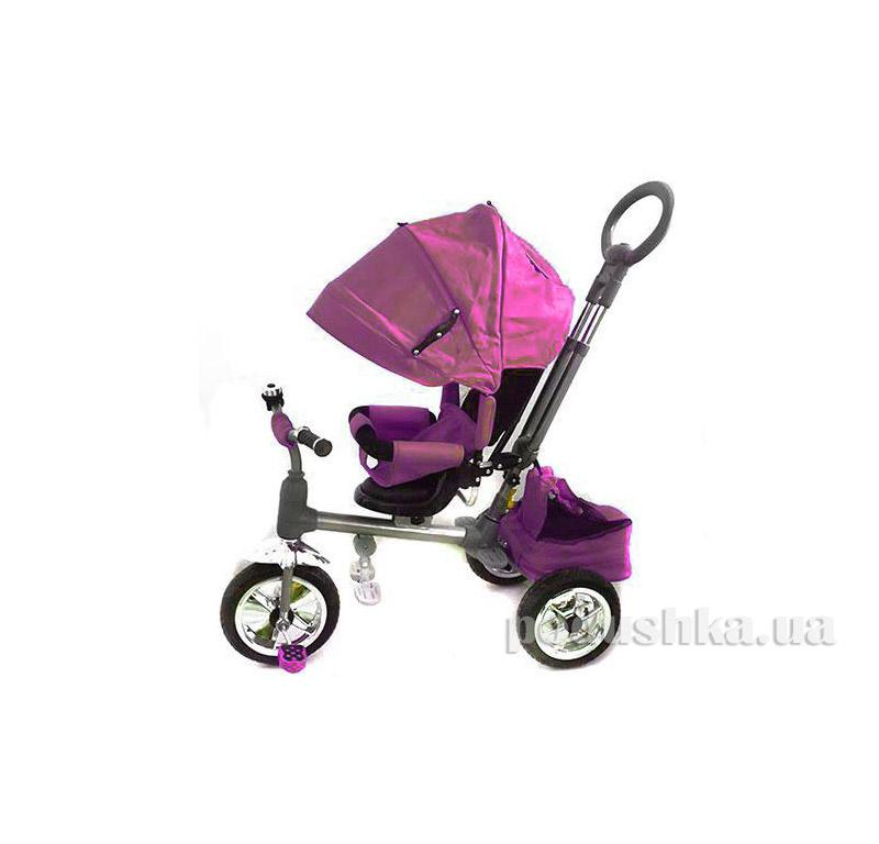 Трехколесный велосипед Turbo Trike M 3112-3 Розовый