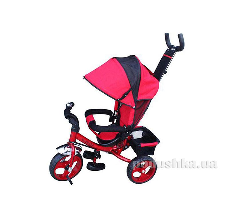Трехколесный велосипед Turbo Trike M 3113-3 Красный