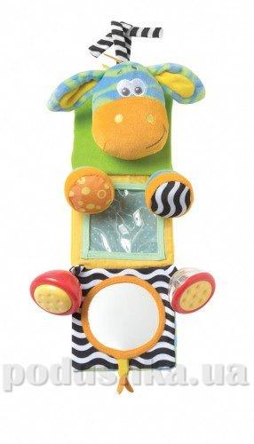 Треугольная активная игрушка Playgro Зебра 0104058
