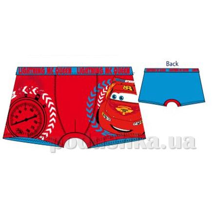Трусики-боксеры для мальчиков Sun City Машинки красные