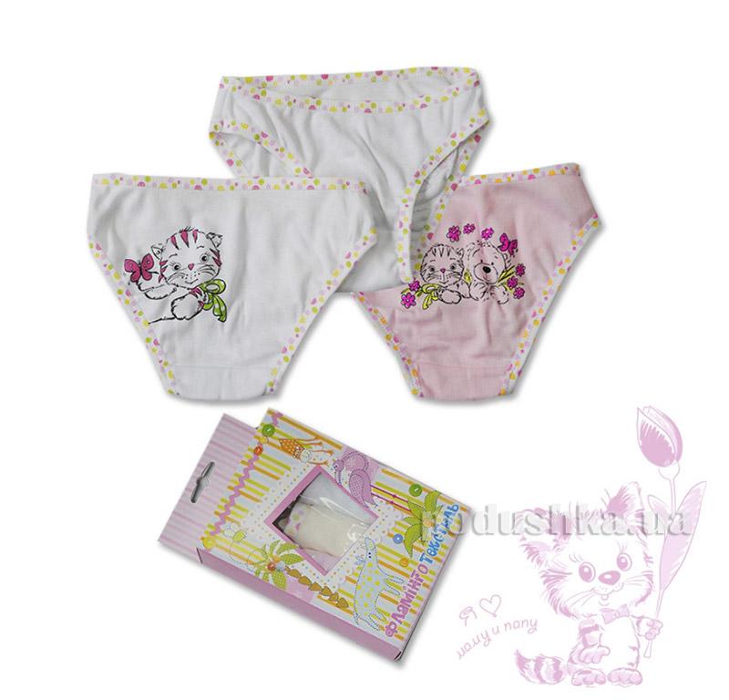 Набор трусиков для девочки Фламинго 207-1006