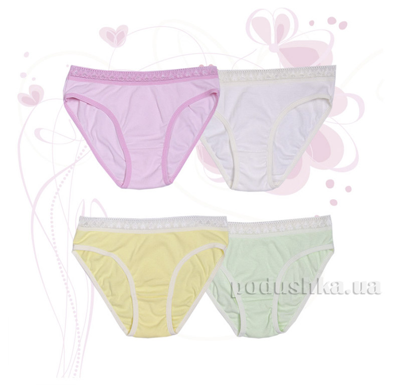 Трусы для девочки Фламинго 222-1001