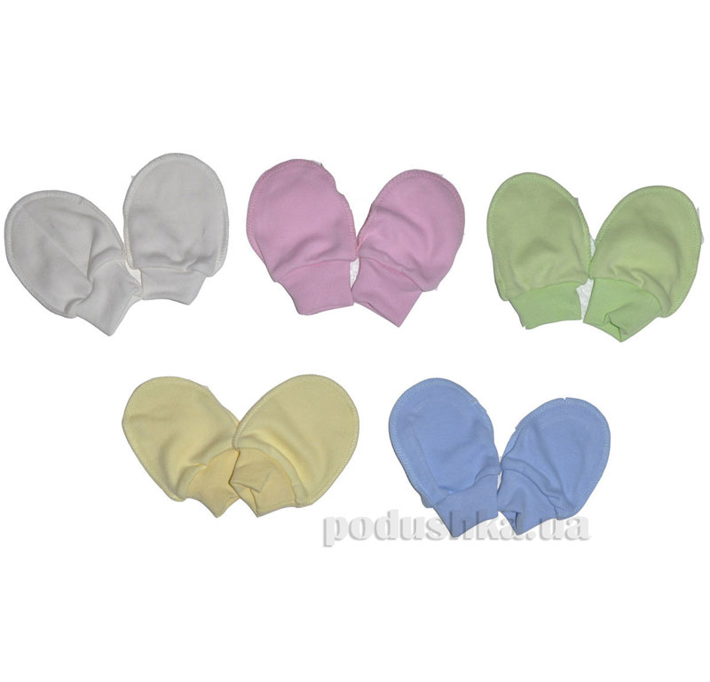 Царапки для малышей Витуся 1606001 интерлок