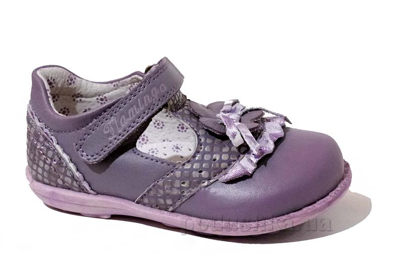 Туфли для девочек Flamingo BT2238