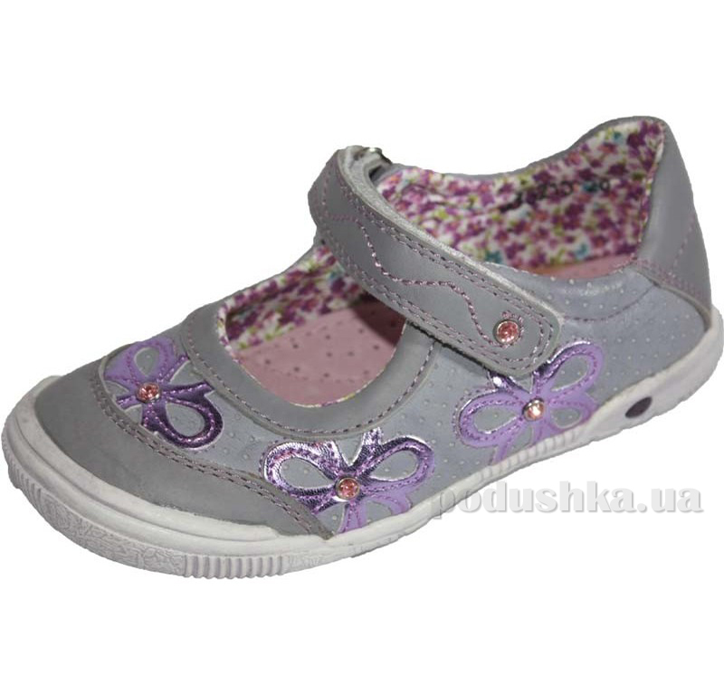 Туфли для девочек Flamingo BT3215