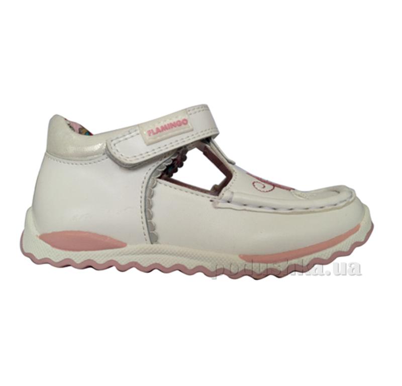 Туфли для девочек Flamingo BT3217