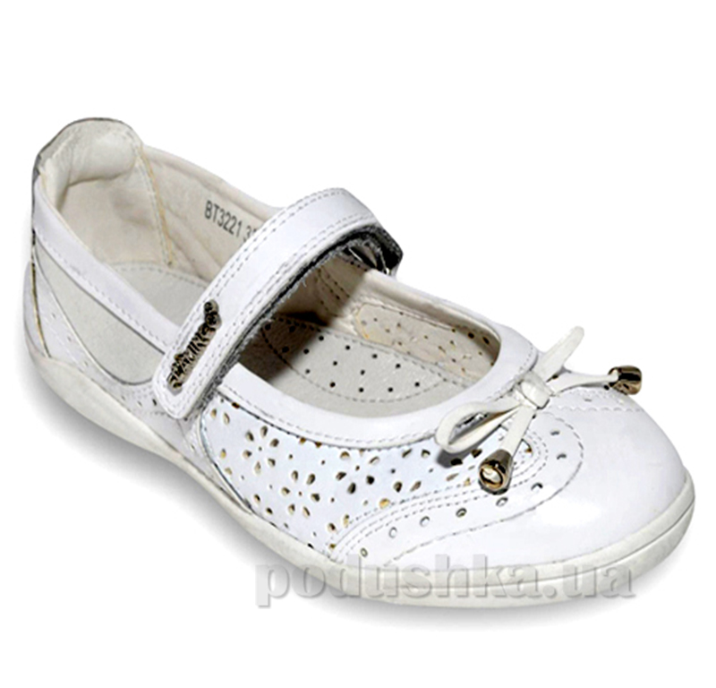 Туфли для девочек Flamingo BT3221
