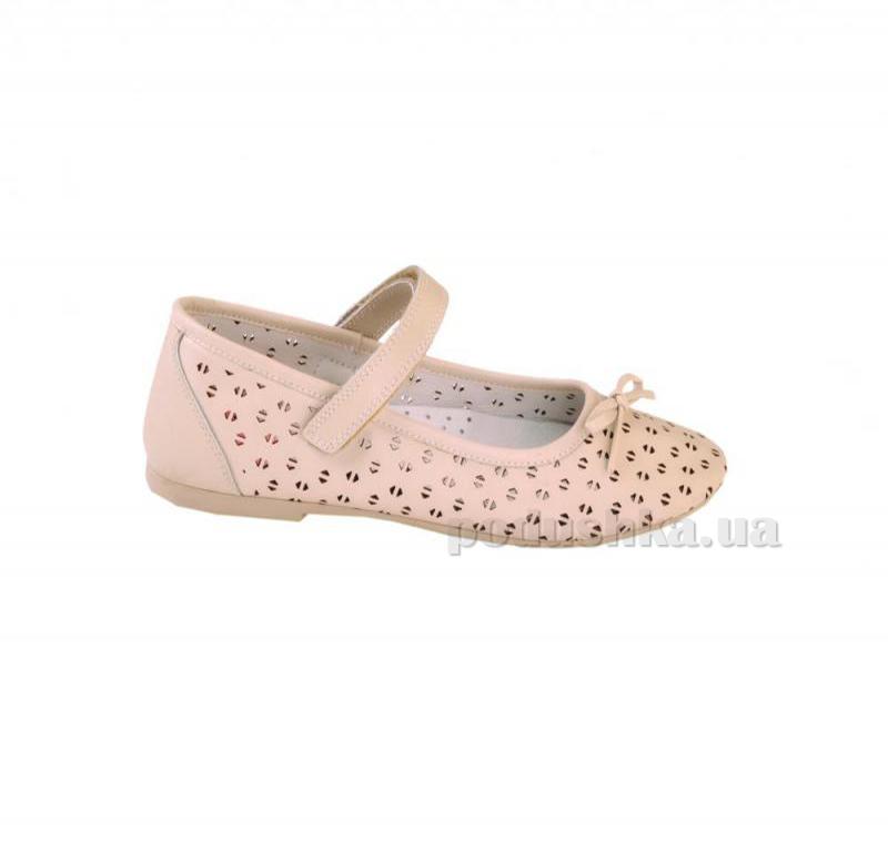 Туфли для девочек Flamingo JT31601