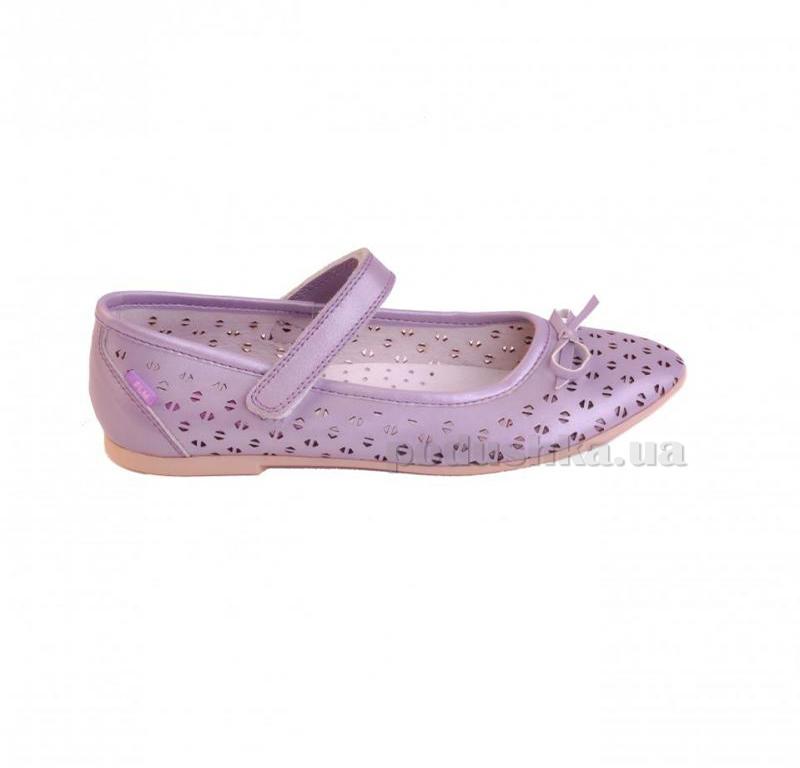 Туфли для девочек Flamingo JT31602