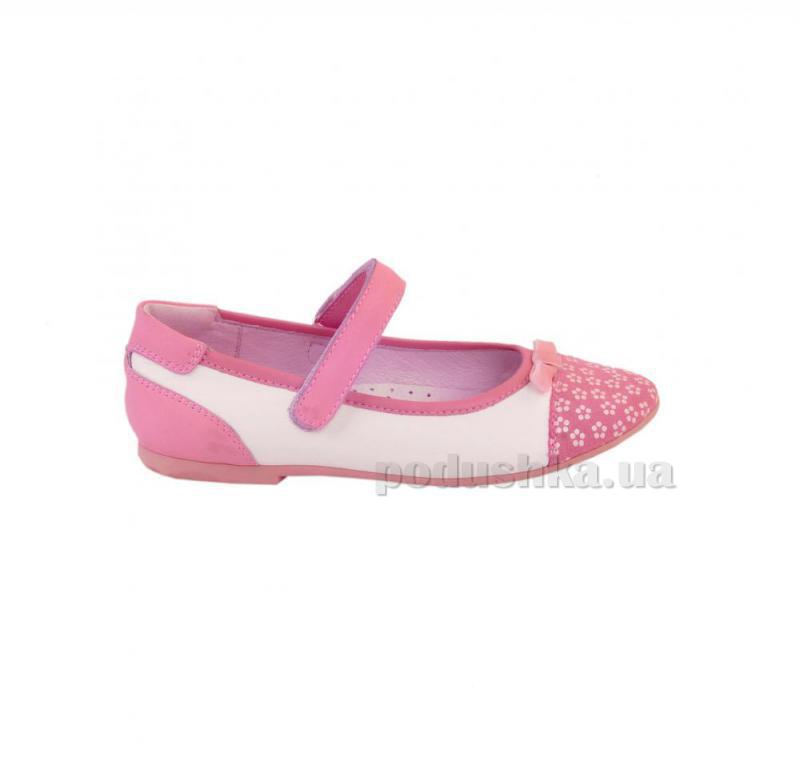 Туфли для девочек Flamingo JT31606