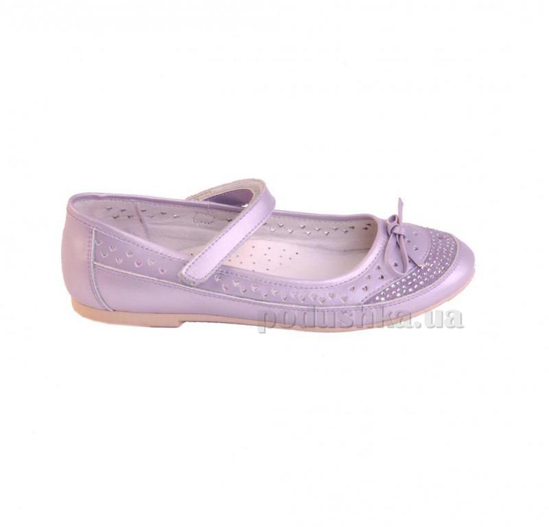 Туфли для девочек Flamingo JT31610