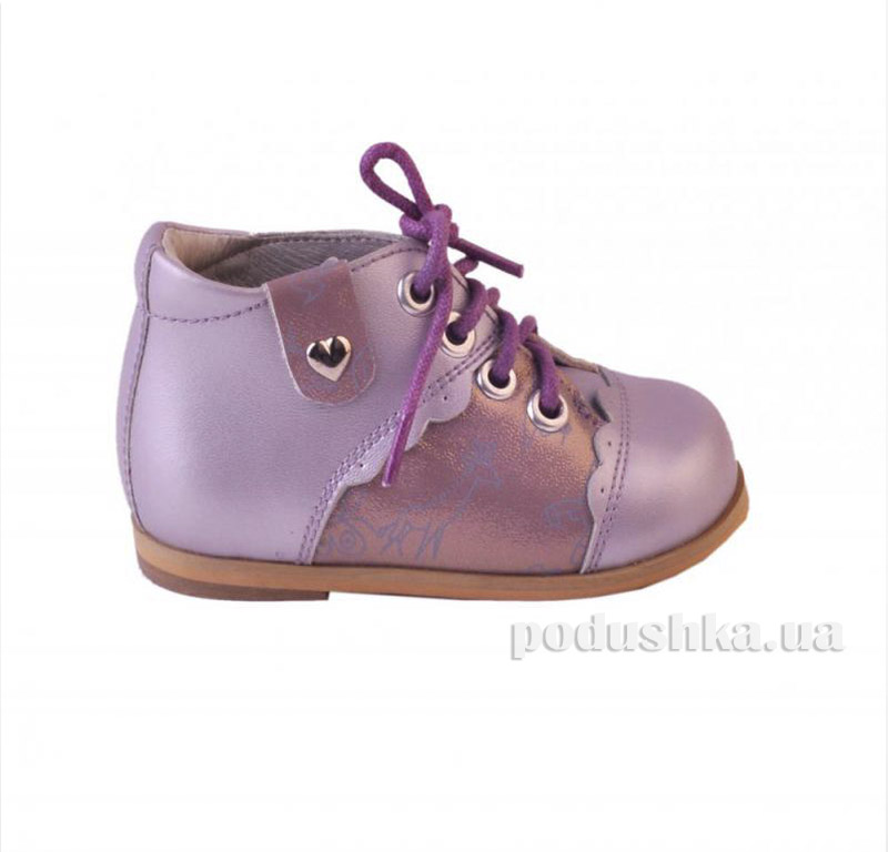 Туфли для девочек Flamingo QP3720