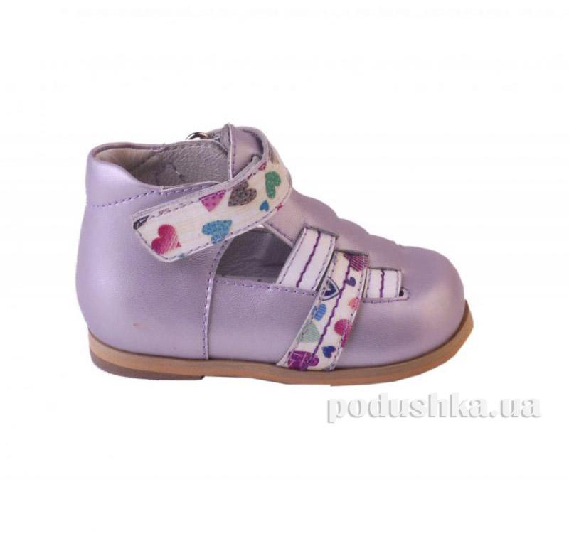 Туфли для девочек Flamingo QТ3724