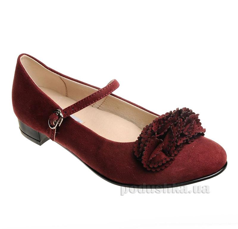 Туфли для девочек Flamingo QT3772
