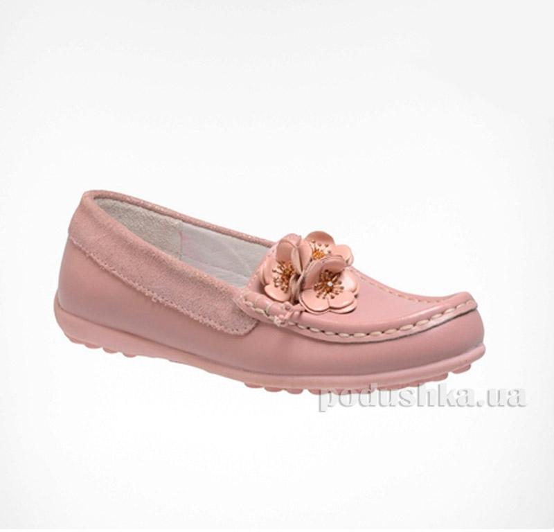 Мокасины для девочек Flamingo QT4720