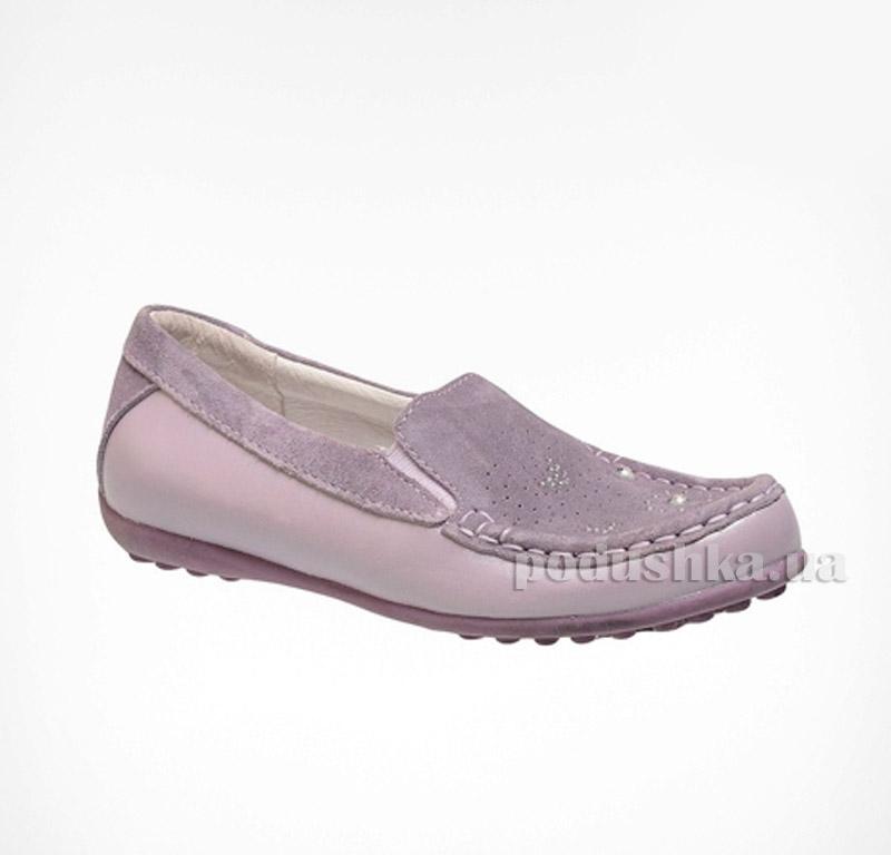 Мокасины для девочек Flamingo QT4725