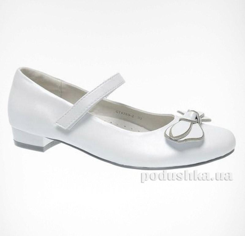 Туфли для девочек Flamingo QT4769