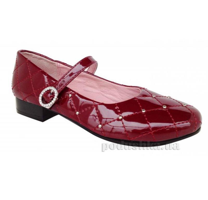 Туфли для девочек Flamingo YT2607