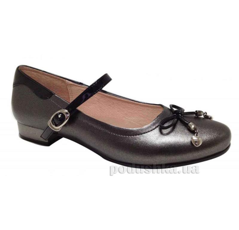 Туфли для девочек Flamingo YT2613