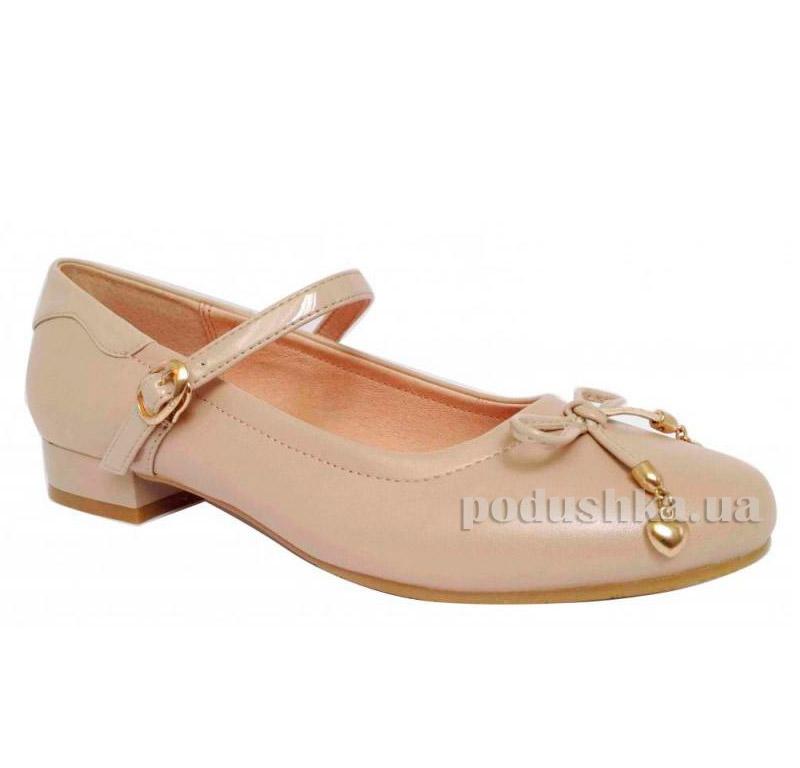 Туфли для девочек Flamingo YT2614