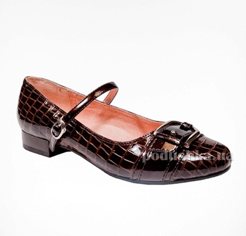 Туфли для девочек Flamingo YT2616