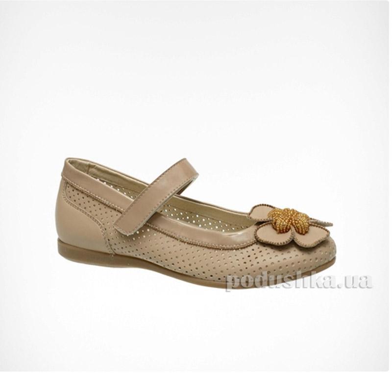 Туфли для девочек Flamingo ZT5915