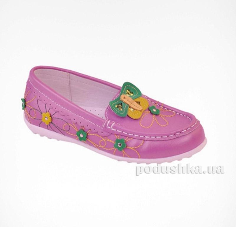 Туфли для девочки Flamingo QT3705