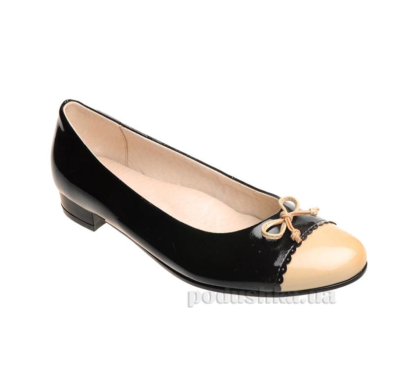 Туфли на узкую ножку Flamingo QT3773