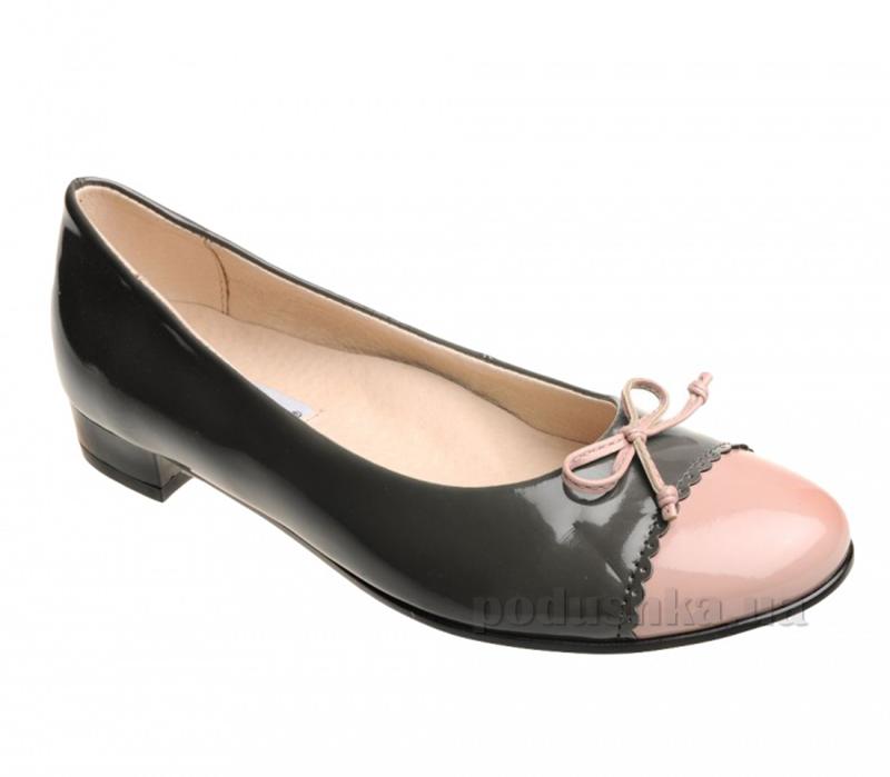Туфли на узкую ножку Flamingo QT3774