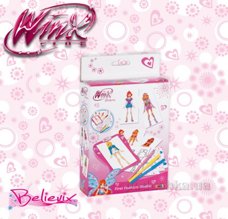 Творческий набор для девочки Первая дизайн-студия Smoby 027193