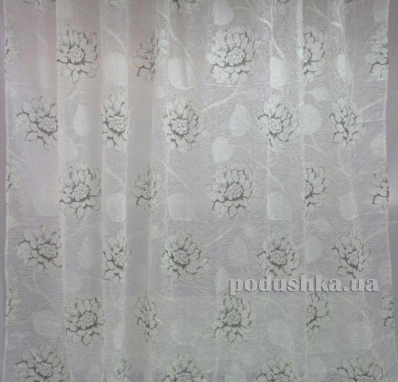Тюль Органза Arya 25049 с вышивкой V01 K3025049