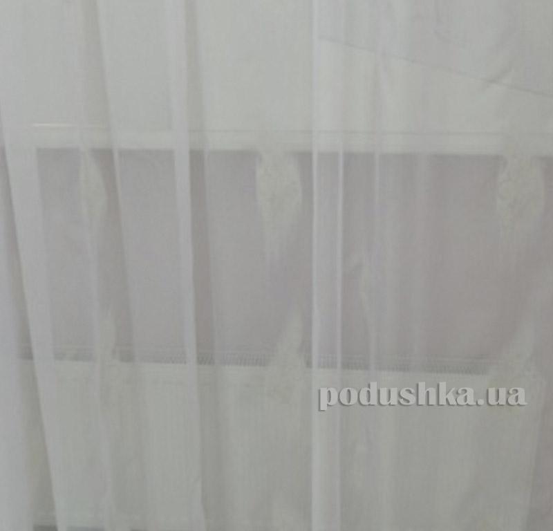 Тюль Полуорганза Жаккард Arya 2632 V02 K302632