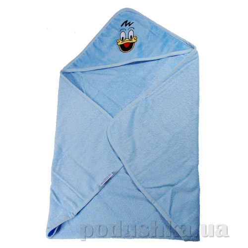 Уголок для купания Home line Джуниор бэйби голубой