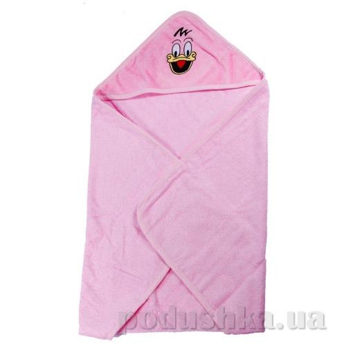 Уголок для купания Home line Джуниор бэйби розовый