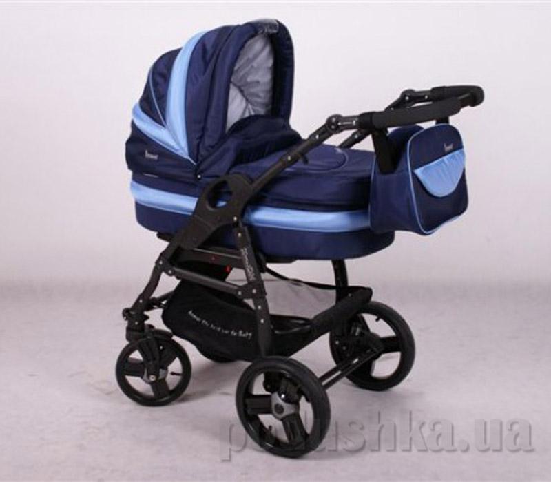 Универсальная коляска Anmar Hilux 09 Синий