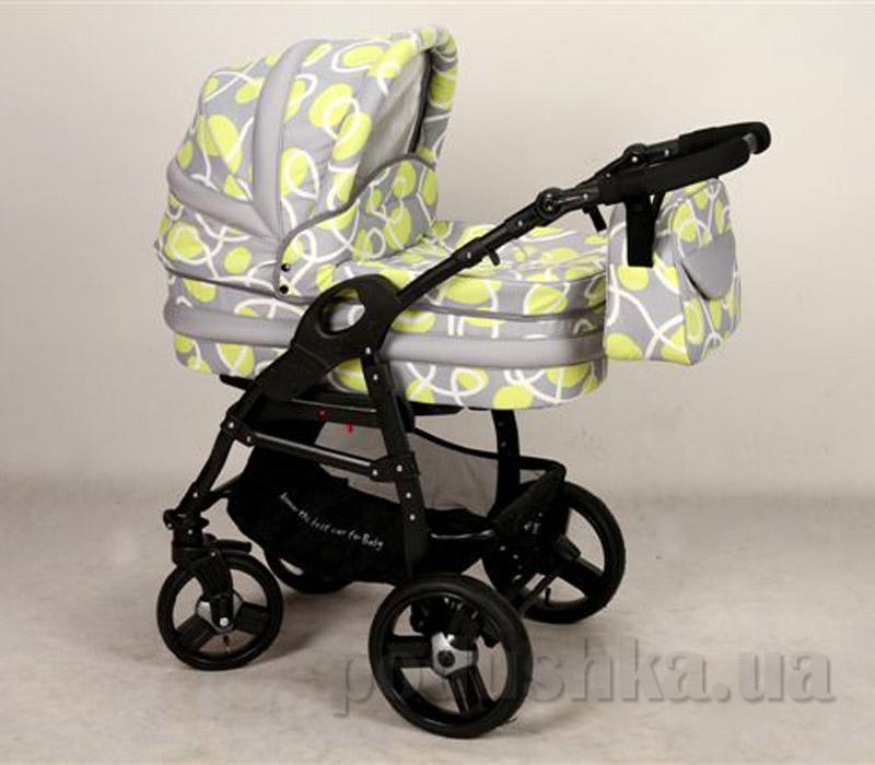 Универсальная коляска Anmar Hilux 50 Лимонно-серый