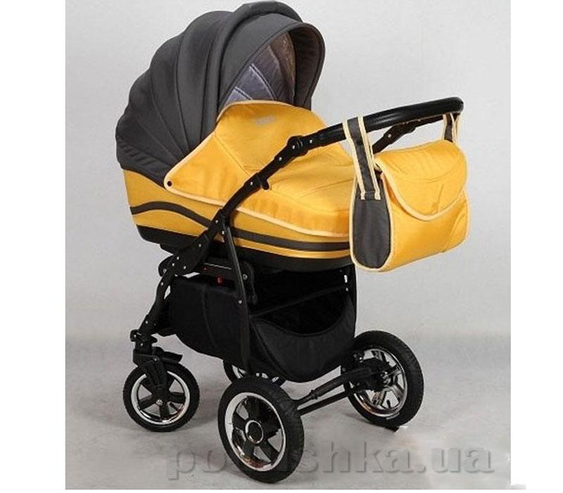 Универсальная коляска Anmar Zico 15 Желтый