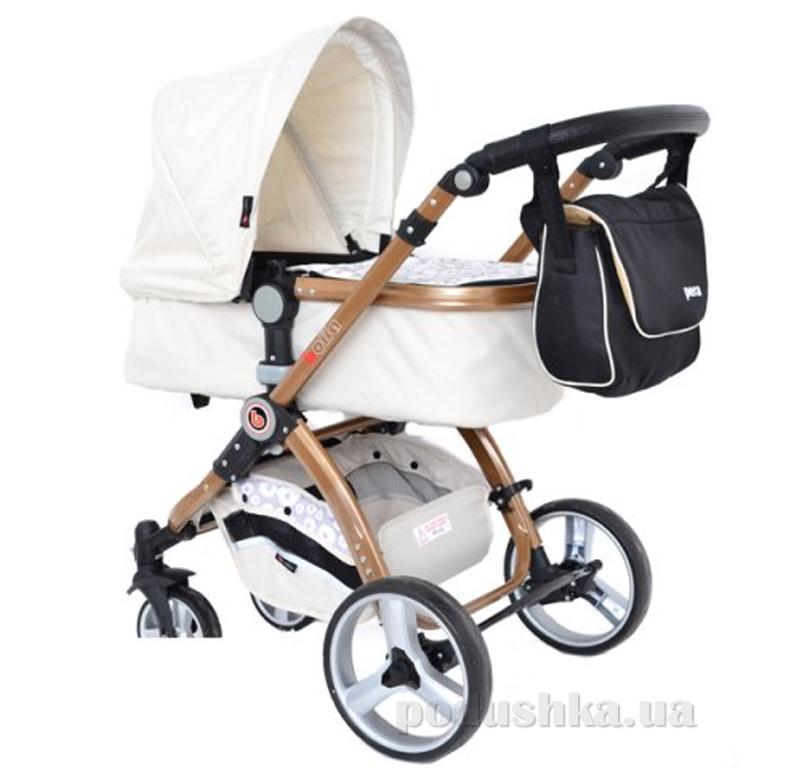 Универсальная коляска Bolla Pera Lux 3 в 1 04