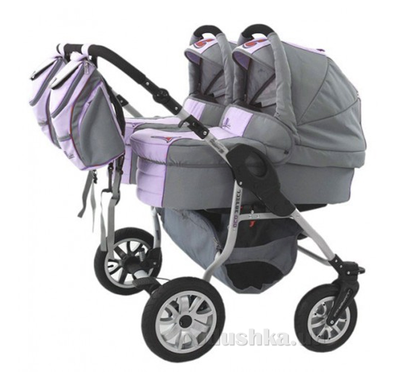 Универсальная коляска Tako Jumper DUO We Love Kids 04 ut-38867