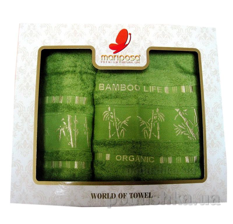Упаковка к полотенцу бамбук Mariposa Gold