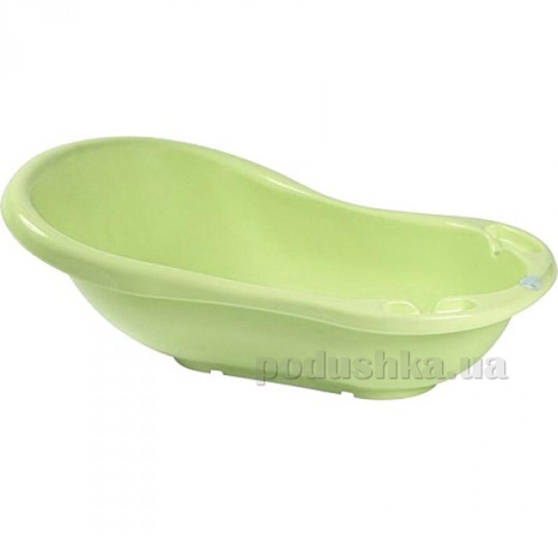 Ванна для малыша Prima-baby зеленая