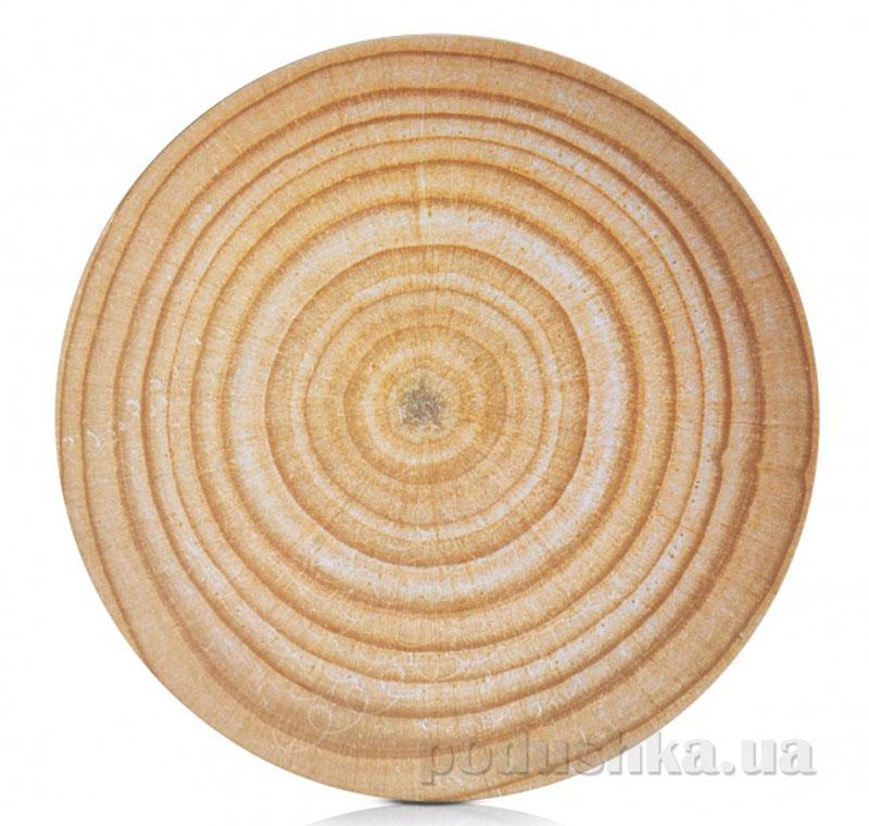 Ваза для фруктов Kesper Wood G25113 28 см круглая